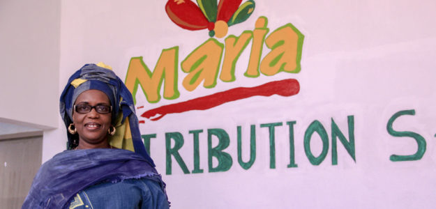 MARIA DISTRIBUTION